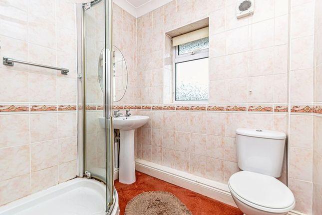 Shower Room of Hughes Avenue, Whiston, Prescot L35