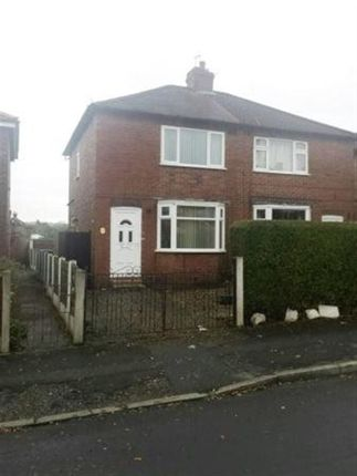 Thumbnail Semi-detached house to rent in Moorfield Avenue, Denton, Manchester