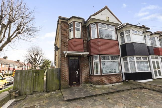 Thumbnail Semi-detached house for sale in Barrowell Green, London, Greater London
