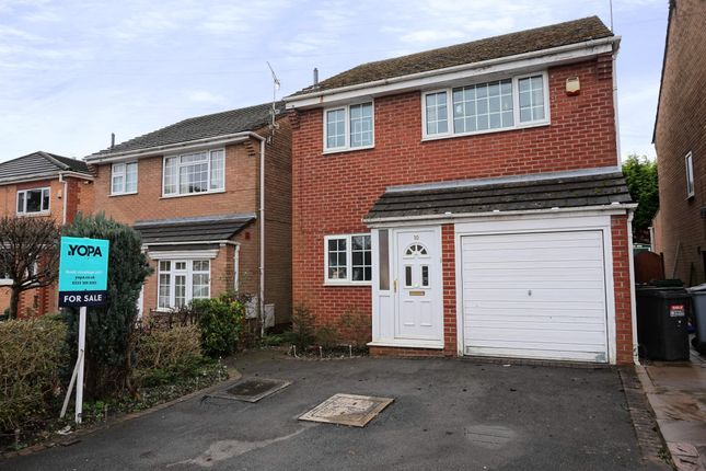 Thumbnail Detached house for sale in Bosden Close, Handforth, Wilmslow