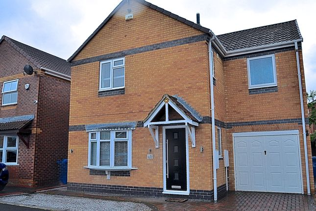 Thumbnail Detached house to rent in Victoria Dock, Hull