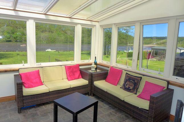 Thumbnail Semi-detached house for sale in 7 Achnnamara By, Lochgilphead