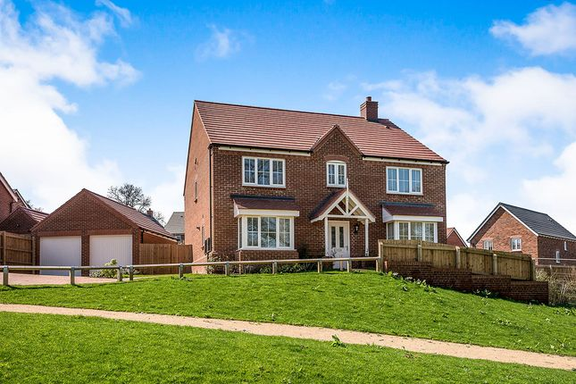 Thumbnail Detached house to rent in Wheelwright Drive, Eccleshall, Stafford