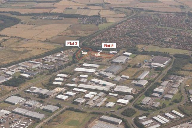 Industrial for sale in Plot 2 & 3 Nelson Park, Cramlington, Northumberland