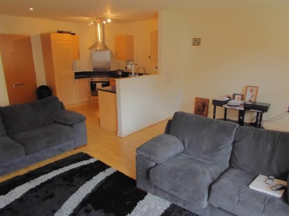Thumbnail Flat for sale in Burgess House, 11 Burgess Street, Leicester
