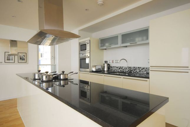 Thumbnail Flat to rent in Ability Place, Canary Wharf, London