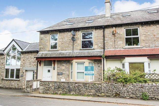 Thumbnail Maisonette for sale in Silverdale Road, Arnside, Carnforth