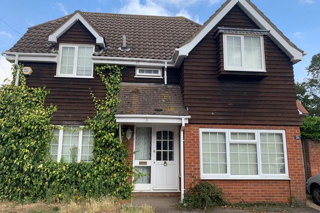 Thumbnail Detached house to rent in Common Road, Hitchin, Hertfordshire