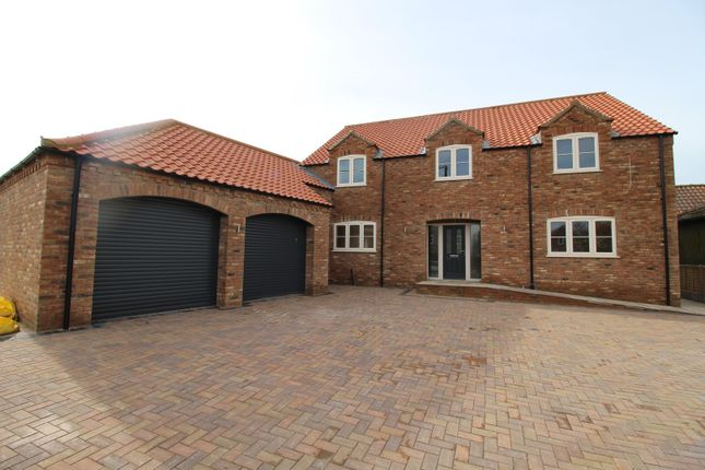 Thumbnail Detached house for sale in Mill Land, Bielby, York