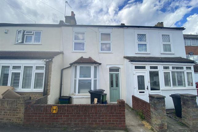 Thumbnail Terraced house to rent in Addison Road, London