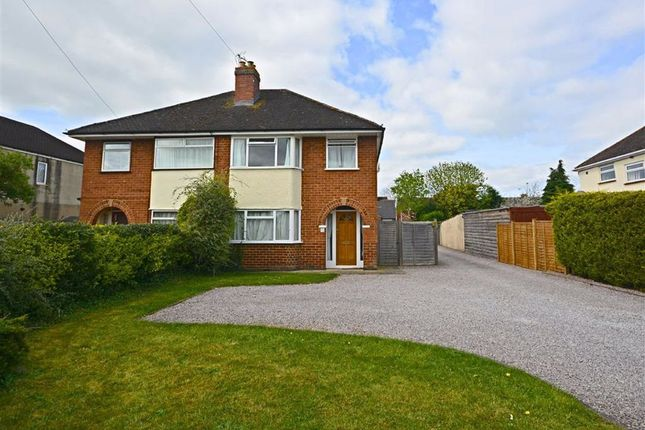 Thumbnail 3 bed semi-detached house to rent in Innsworth Lane, Longlevens, Gloucester