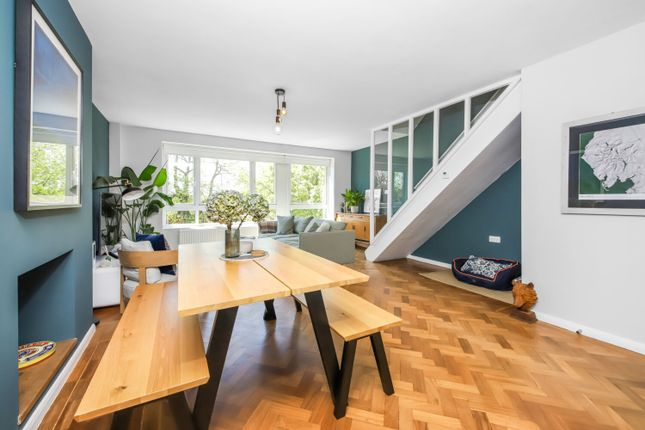 Thumbnail Flat for sale in Whitfield Court, Rouse Gardens, London