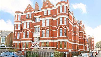1 bed flat to rent in Hamlet Gardens, London