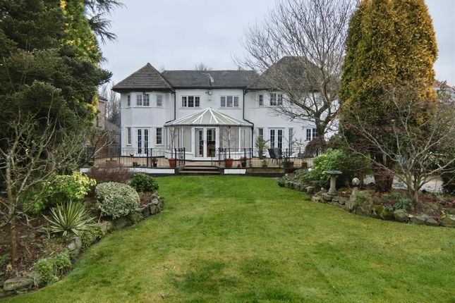 Thumbnail Detached house for sale in Blackwood, Coalville, Leicestershire