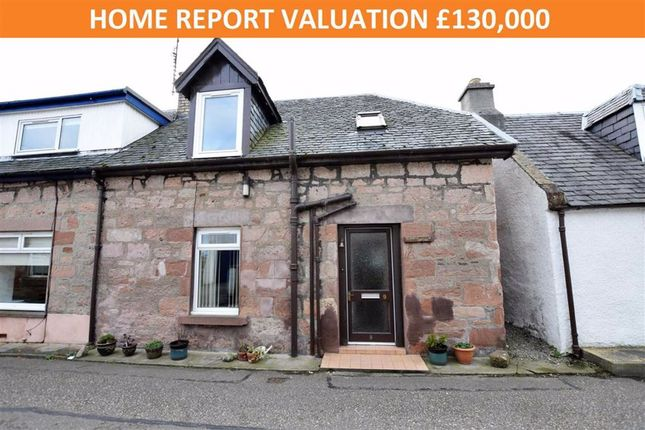 Thumbnail Cottage for sale in James Street, Avoch, Ross-Shire