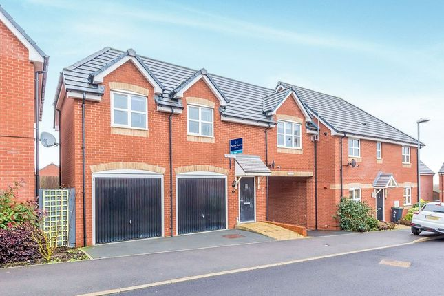 Thumbnail Terraced house for sale in Fazeley Drive, Stoke-On-Trent