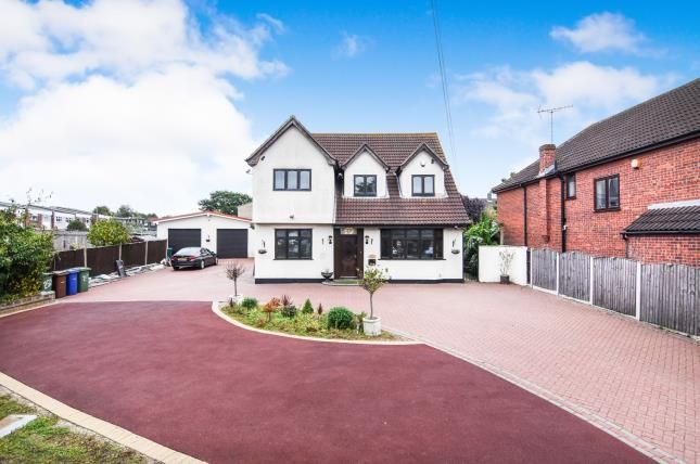 Thumbnail Detached house for sale in Stanford-Le-Hope, Essex, .