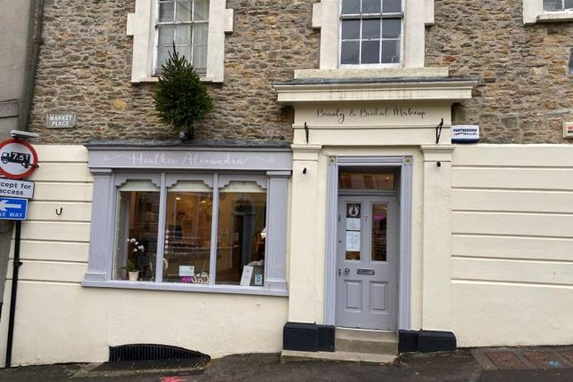 Thumbnail Retail premises for sale in 7, Market Place, Wincanton