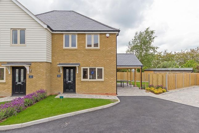 Thumbnail Semi-detached house for sale in Orchard Court, Lynsted, Sittingbourne