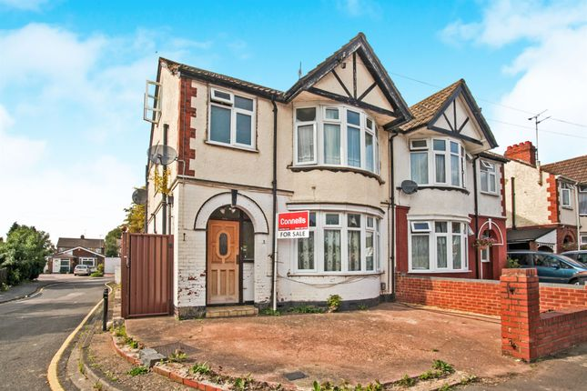 Thumbnail Semi-detached house for sale in The Meads, Luton