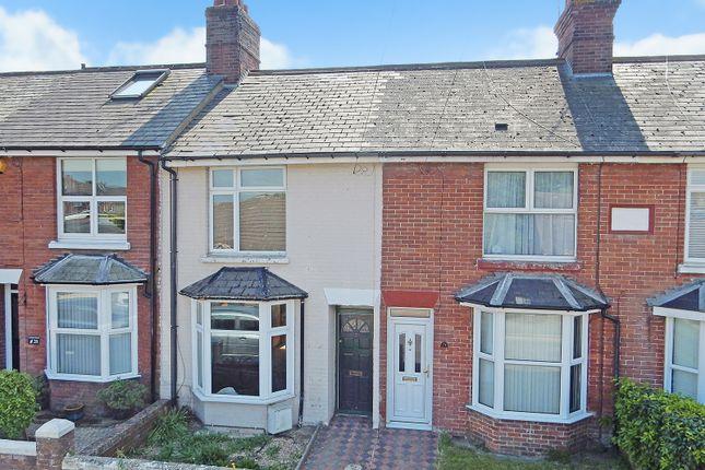 Thumbnail Terraced house for sale in Curtis Road, Willesborough, Ashford