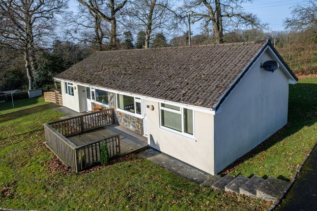 Thumbnail Semi-detached bungalow for sale in 4 Ty Glyn Cottages, Ciliau Aeron, Lampeter