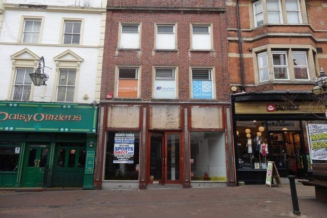 Thumbnail Retail premises to let in Old Christchurch Road 79, Bournemouth, Dorset