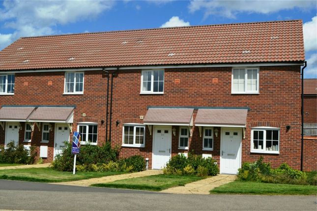 Thumbnail Terraced house to rent in Godsey Lane, Market Deeping, Peterborough, Cambridgeshire