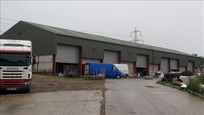 Thumbnail Commercial property for sale in The Goodwin Yard, Boulder Bridge Lane, Carlton, Barnsley