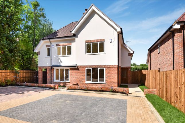 Thumbnail Semi-detached house for sale in White Lion Road, Amersham, Buckinghamshire