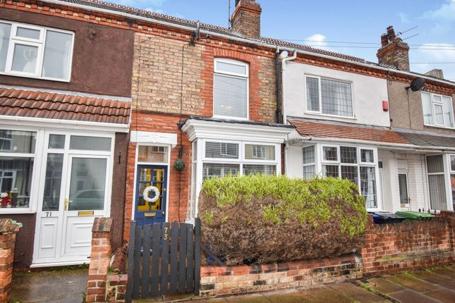 2 bed terraced house for sale in Whites Road, Cleethorpes DN35