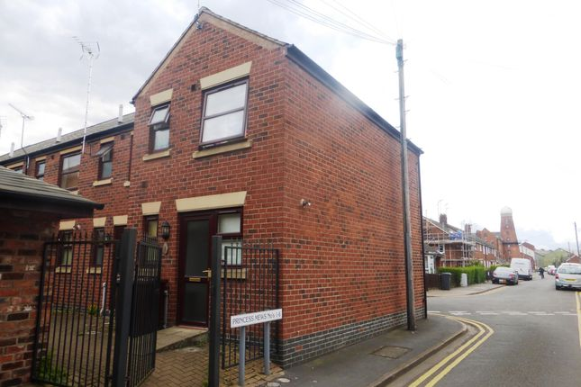 2 bed end terrace house to rent in Princess Mews, Princess Street, Lincoln LN5