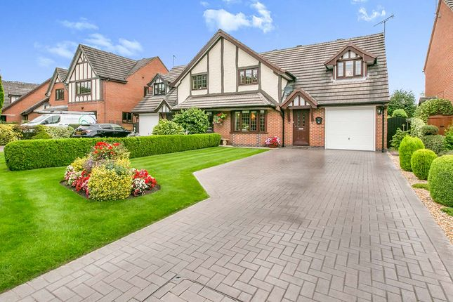 Thumbnail Semi-detached house for sale in Russell Close, Congleton
