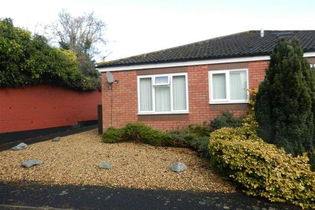 Thumbnail Bungalow to rent in Graveney Close, Brislington, Bristol