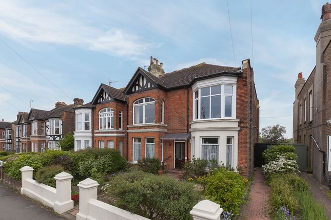 Thumbnail Maisonette for sale in Priory Avenue, Hastings, East Sussex.