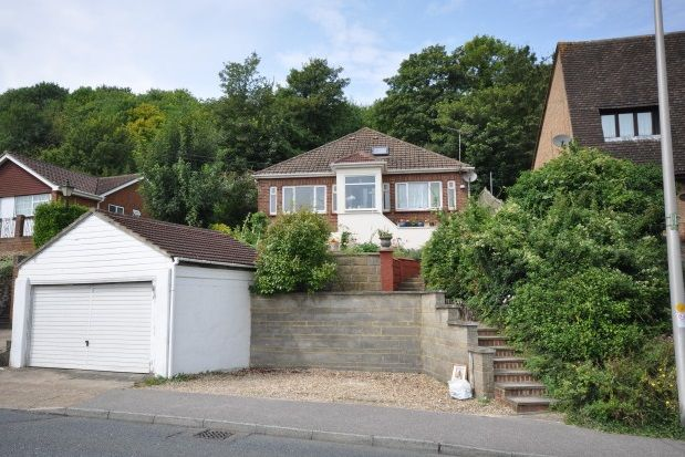 Thumbnail Detached bungalow to rent in Princes Avenue, Walderslade, Chatham