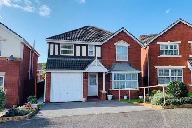 Thumbnail Detached house for sale in Ffordd Derwen, Margam Village, Port Talbot, West Glamorgan .