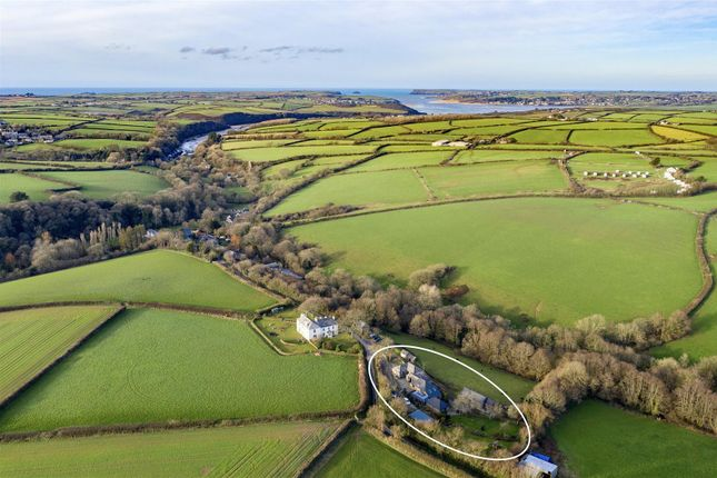 Detached house for sale in St. Issey, Wadebridge