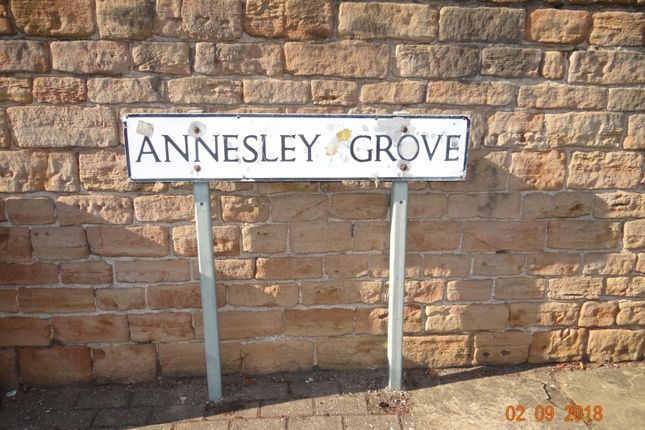 Thumbnail Terraced house to rent in Annesley Grove, Nottingham