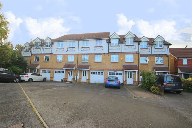 Thumbnail Town house to rent in Lantern Way, West Drayton, Middlesex