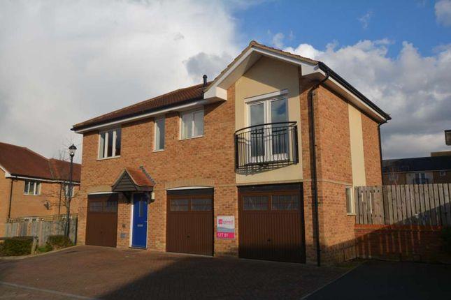 2 bed maisonette to rent in Oakworth Avenue, Broughton, Milton Keynes