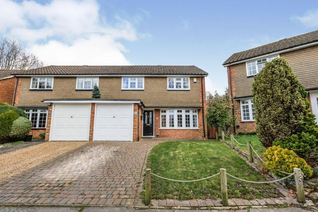 3 bed semi-detached house for sale in Rawlings Close, Orpington BR6