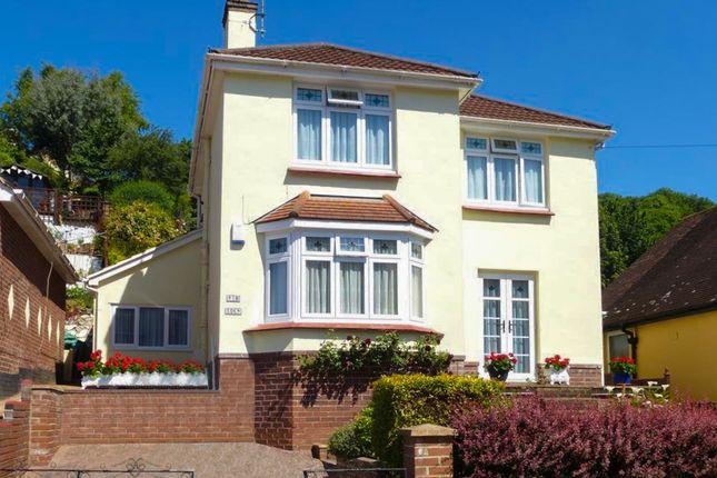Thumbnail Detached house for sale in Shorton Valley Road, Preston, Paignton