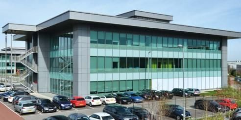 Thumbnail Office to let in Think Park, Trafford Park, Manchester
