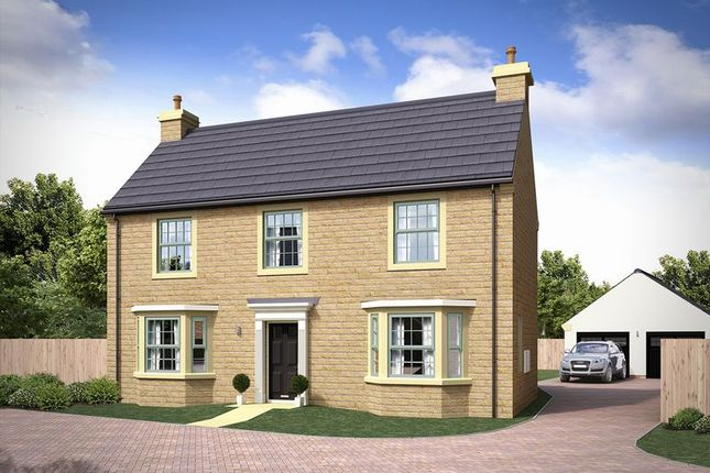Thumbnail Detached house for sale in Plot 13 - The Holly, Waters Meet, Great Broughton