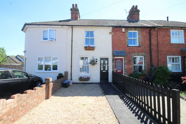 Thumbnail Terraced house for sale in Woodman Road, Warley, Brentwood