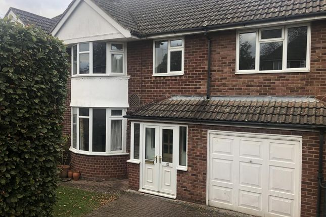 Thumbnail Semi-detached house to rent in Courtney Rise, Hereford