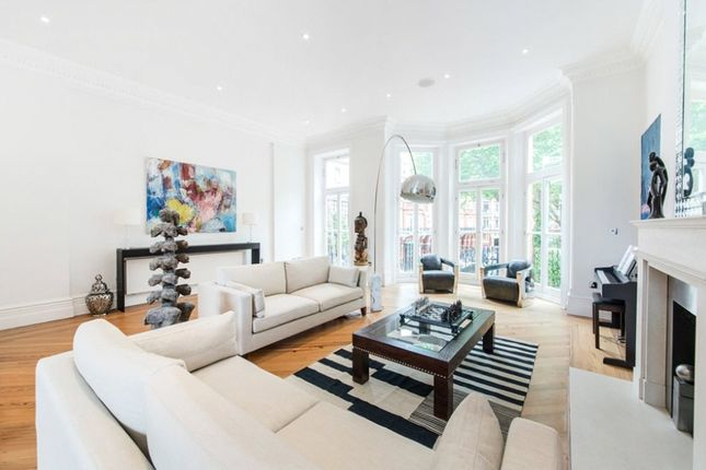 Detached house in  Barkston Gardens  London  Fulham