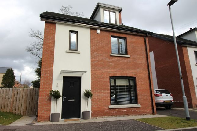 Thumbnail Detached house to rent in North Court, Carrickfergus