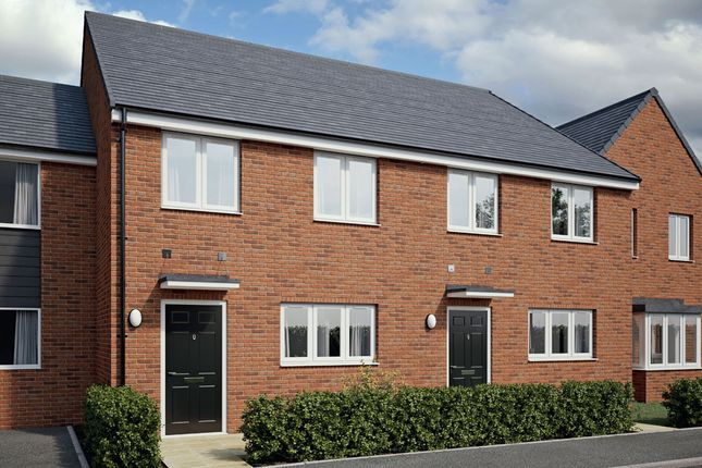"""3 bed property for sale in """"The Marlow"""" at Bristol Road, Bridgwater TA6"""